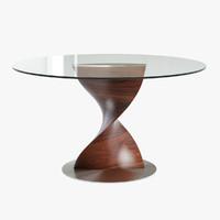 table elika 3d model