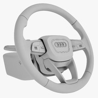 Audi Q7 2016 Steering Wheel