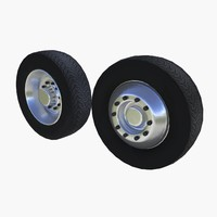 blend lorry wheels