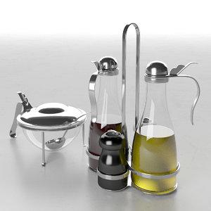 zani domestica 3d model