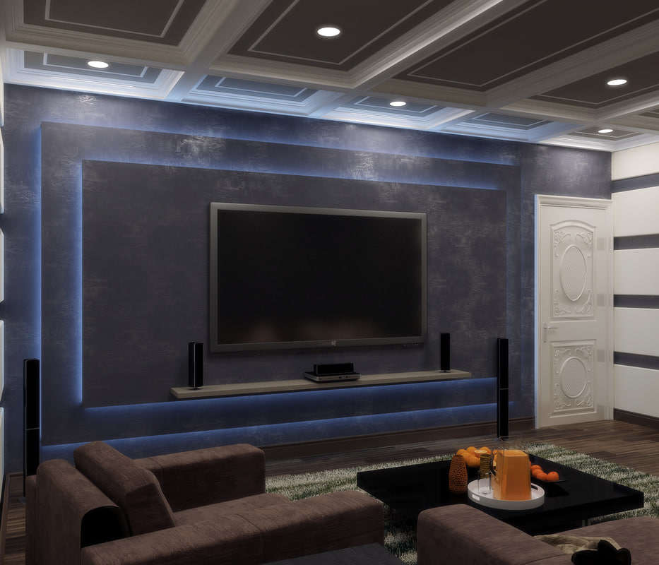home theater 3d 3ds
