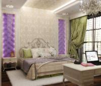 bedroom teenager lighting 3d model
