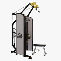 3d gym functional trainer train