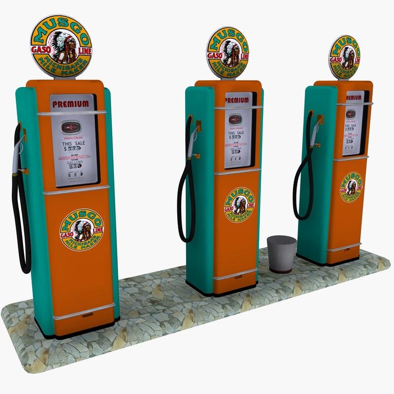 max gas pump musgo