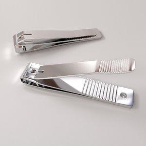 3d nail clipper