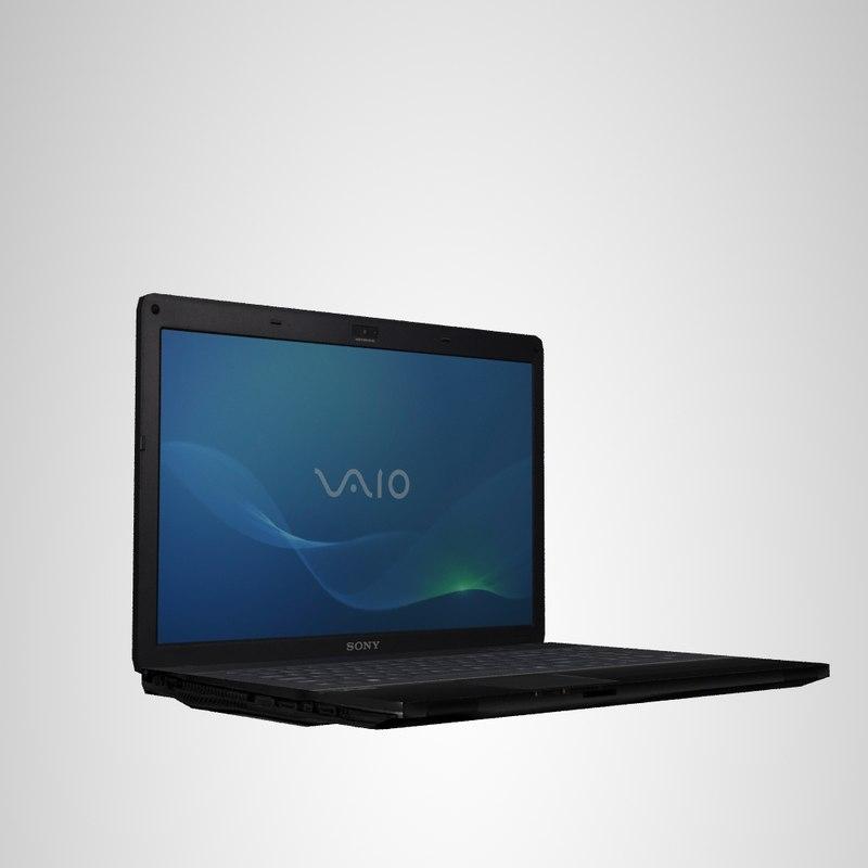 sony vaio laptop 3d x