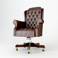 Francesco Molon Boss Armchair P80