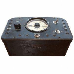 western electric volt amp x