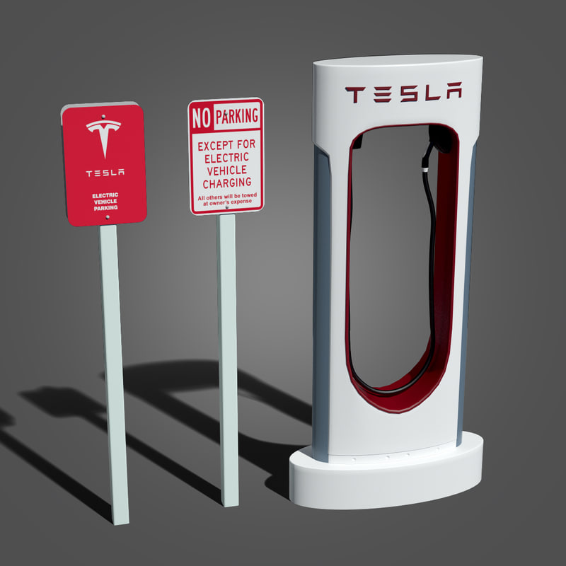 tesla supercharger charger max
