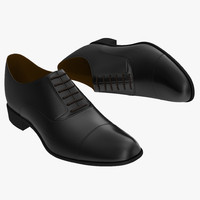 Man Shoes 2 Black