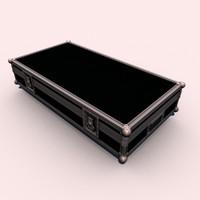 flight case 3d model