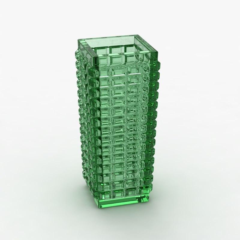 3ds max modern vase