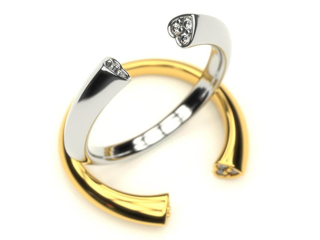 3d model 0005 ring -
