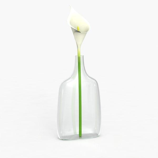 max modern vase flower