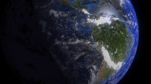 10k earth 3d model