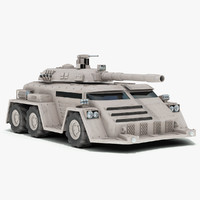 fighting vehicle concept max
