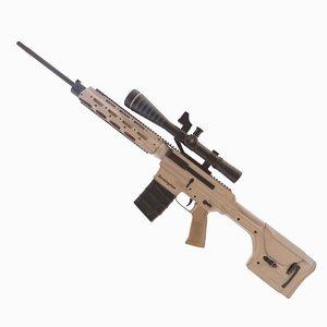 3d rsass remington automatic model