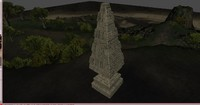 obelisk obj free