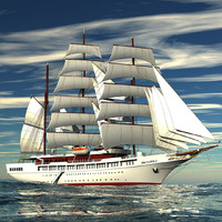 Sea Cloud 2 Dream