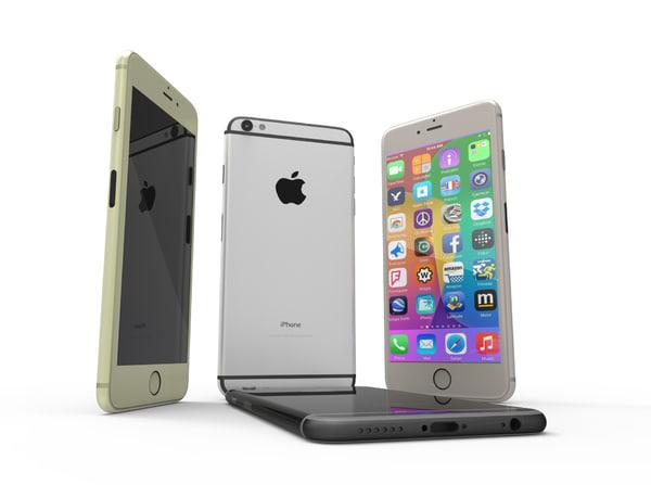 free max model iphone 6