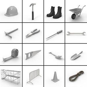 3d hat barrow barrier