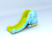 3d slides model