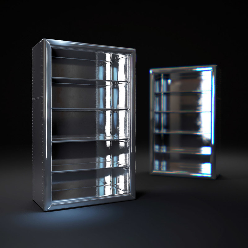 max aviator-single-shelving