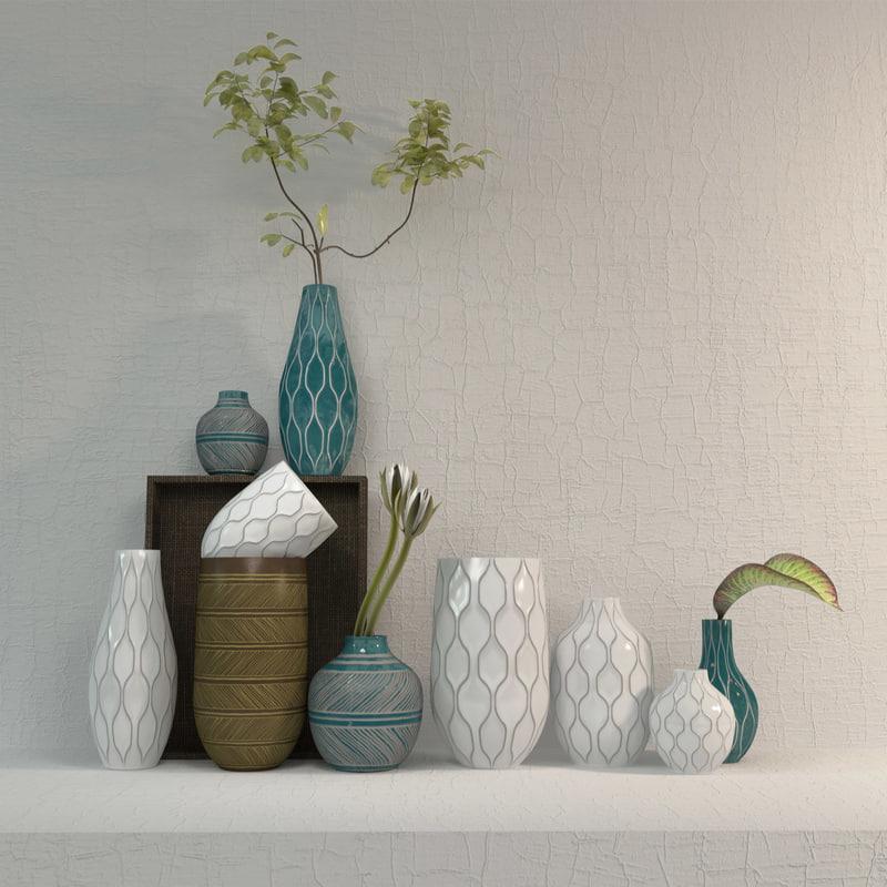 max vases west elm linework