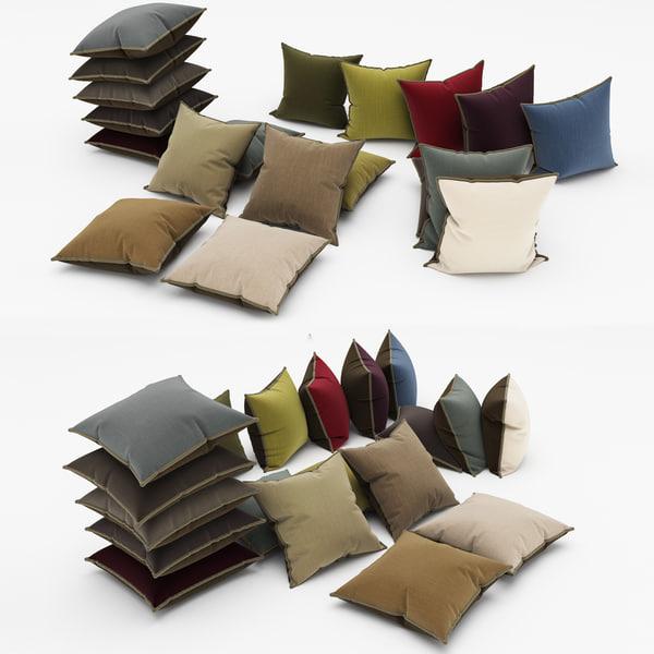 3d pillows 71 model