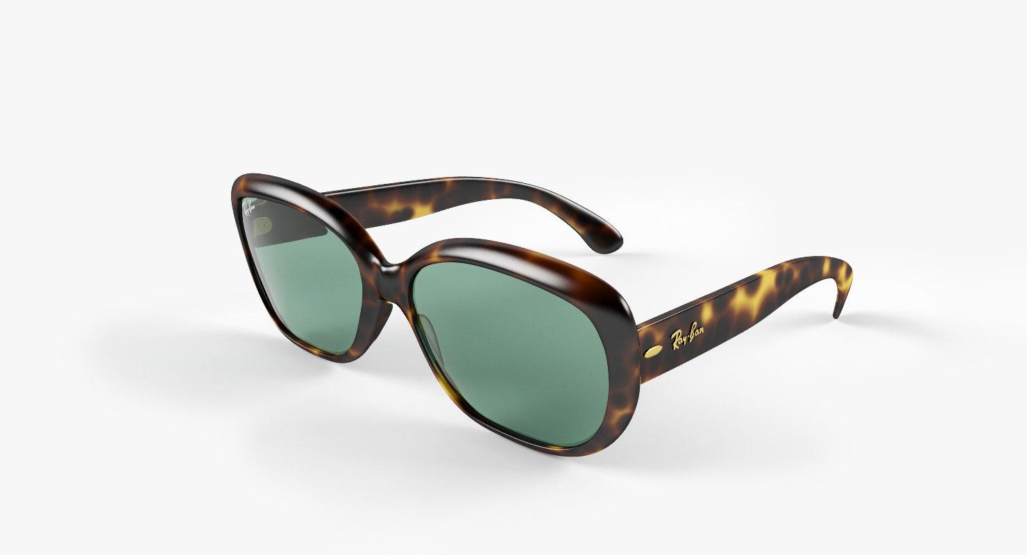 sunglasses 5 3d max
