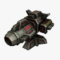 3d emp weapon model