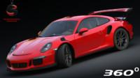 Porsche 911 GT3 RS 2016