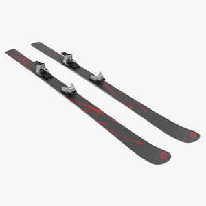 3d snow ski 4