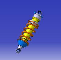 3d penske coil model