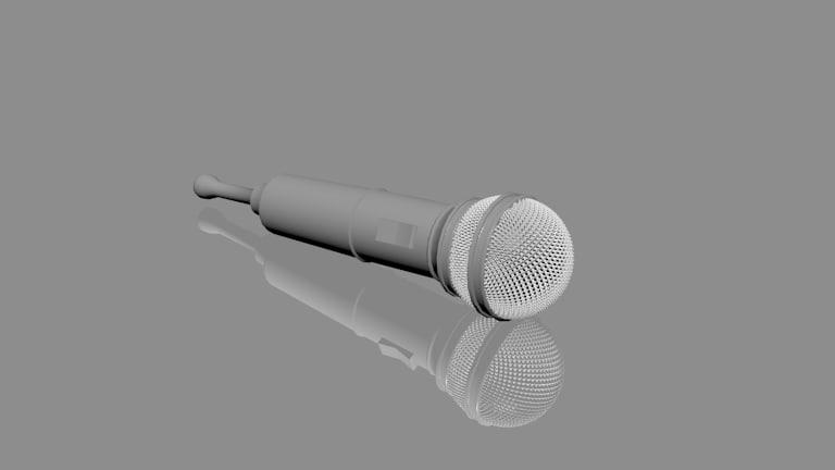 maya mic microphone micro