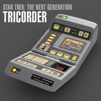 Star Trek TNG Tricorder