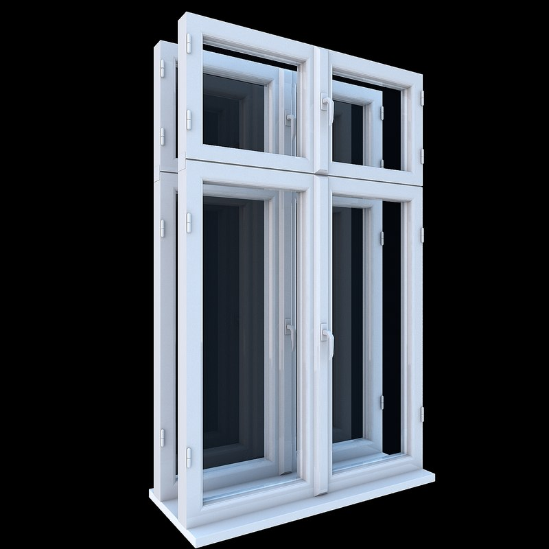 3d box type window