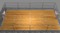basketball arena 3d 3ds