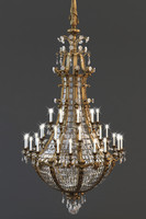 Palace Hotel chandelier