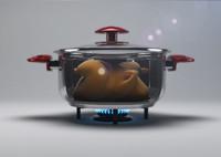 3d model saucepan cooker