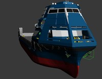 stealth cargo ship