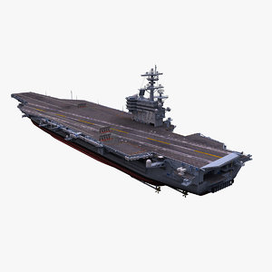 3d uss aircraft carrier