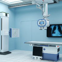 3d x-ray room optima xr646
