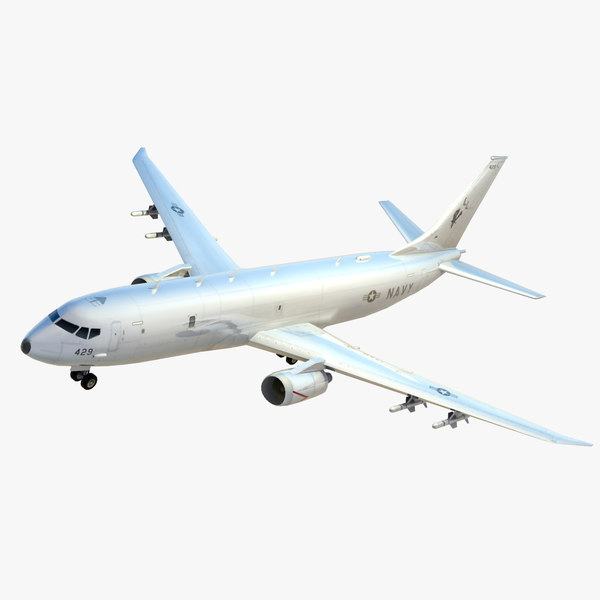 3ds p-8 poseidon navy