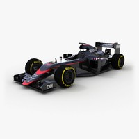 McLaren Honda MP4-30 F1 2015 v2