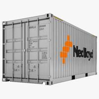 cargo container max