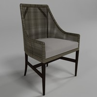Vincent Side Chair - Palecek