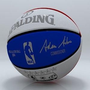 allstar ball 3d ma
