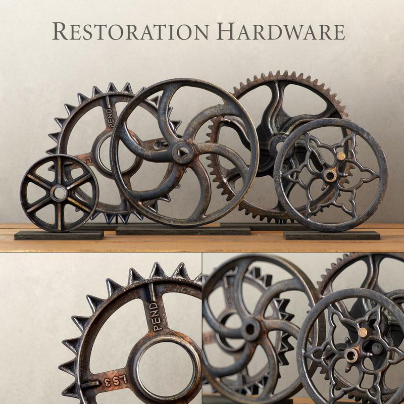 max gear wheel