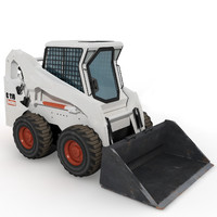 skid steer mini loader